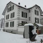 WP mit Haus